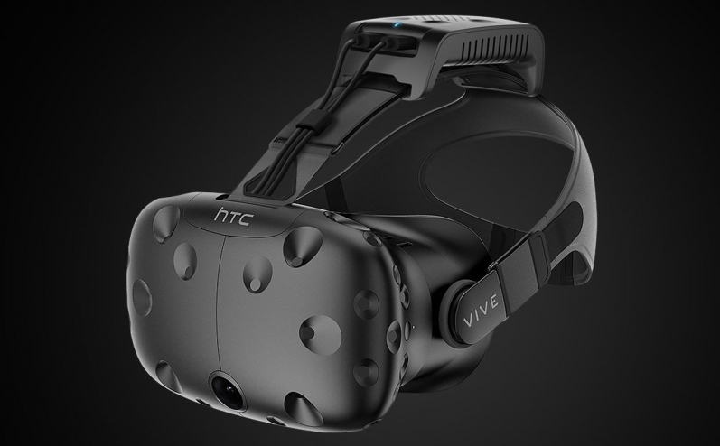 CES   VR-ГАРНИТУРА HTC VIVE СТАНЕТ БЕСПРОВОДНОЙ УЖЕ В ЭТОМ ГОДУ